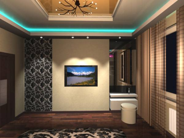 Ремонт однокомнатной квартиры (однушки) под ключ